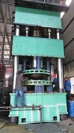 Chiny 1000 ton Prasa hydrauliczna maszyna, Daught End Machine For Press Dished End Edge fabryka