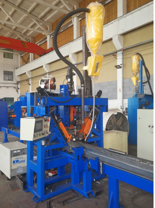 Cnc Model 200/8000 Light Pole Shut-Welding Machine