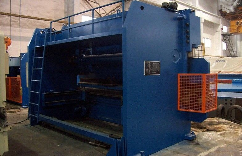 Customized High performance 250T / 4000mm Small Press Brake Machine